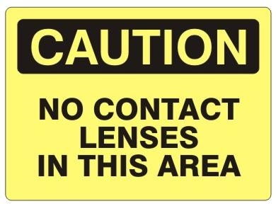 how to read labels for contact lenses