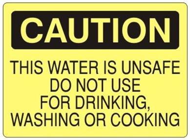 Hydrogen Sulfide In Drinking Water