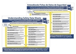 MSDS Training Poster (English or Spanish) - 23-1/2 X 37