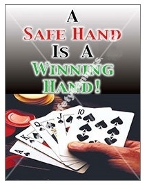 Hand Safety Slogans http://www.safetysupplywarehouse.com/Workplace_Safety_Banners_and_Posters_p/sbv-21079.htm