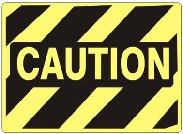 20638 on Danger Sign Update