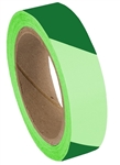 Green Striped Glow Tape - 2 in. X 30 feet