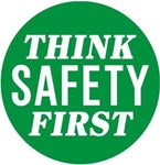 Think Safety First - Hard Hat Emblems are constructed from Durable, Pressure Sensitive Vinyl or Engineer Grade Reflective for maximum day or nighttime visibility.