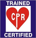 Trained CPR Certified - Hard Hat Labels are constructed from Durable, Pressure Sensitive Vinyl or Engineer Grade Reflective for maximum day or nighttime visibility.