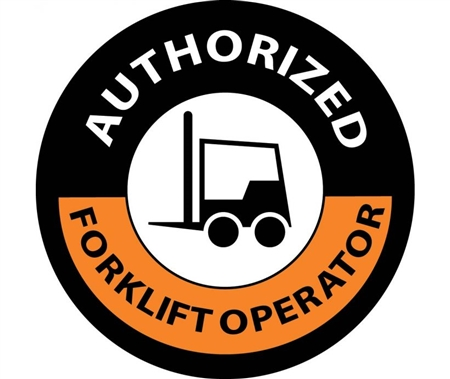 how to get certified forklift operator