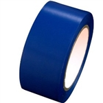 Dark Blue Vinyl Marking Tape - Available 2, 3 or 4 inch by 108 foot rolls.