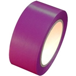 Purple Vinyl Marking Tape - Available 2, 3 or 4 inch by 108 foot rolls.