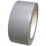 Gray Vinyl Marking Tape - Available in 2, 3 and 4 inch widths X 108' length