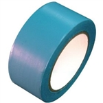 Light Blue Vinyl Marking Tape - Available in 2, 3 and 4 inch widths X 108' length