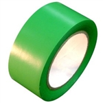 Light Green Vinyl Marking Tape - Available in 2, 3 and 4 inch widths X 108' length