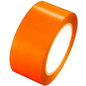 Orange Vinyl Marking Tape - Available in 2, 3 and 4 inch widths X 108' length