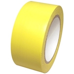 Yellow Vinyl Marking Tape - Available in 2, 3 and 4 inch widths X 108' length