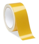 Yellow Reflective Tape - Engineer Grade Available in 1, 2, 3, 4 widths X 10 or 50 yard rolls