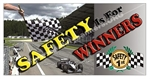 Safety is for Winners Banners and Posters