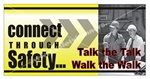 Connect Through Safety Banners and Posters, Choose from 6 sizes