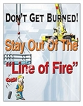 Vertical, Accident Prevention Safety Banners and Posters, Choose from 4 sizes plus 6 different size posters