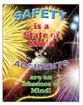 Vertical, Safety Slogan Banners and Posters, Choose from 4 sizes plus 6 different size posters