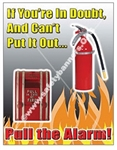 Vertical, Fire Safety Banners and Posters, Choose from 4 sizes plus 6 different size posters