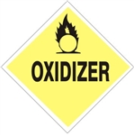 OXIDIZER Subsidiary Risk Label