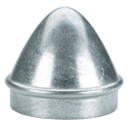 ACORN CAP FOR 2-3/8 inch ROUND SIGN POST