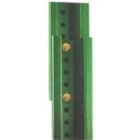 10' BREAK-AWAY U CHANNEL POST SYSTEM, Includes 10 Foot Sign Post, 3 Foot Base and mounting hardware, Baked enamel finish