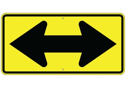 Home For Sale Directional Signs
