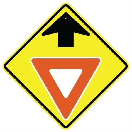 "Snowmobile Symbol Sign 24/""x24/"" or 30/""x30/"" Engineer Grade Reflective Sign"